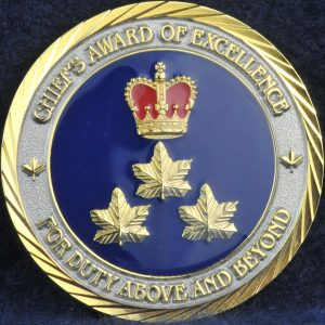 Alberta Commercial Vehicle Enforcement Chief's Award of Excellence 2