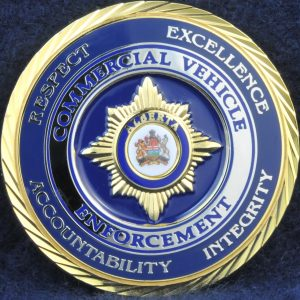 Alberta Commercial Vehicle Enforcement Chief's Award of Excellence