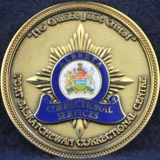 Alberta Correctional Services 100th Anniversary Fort Saskatchewan