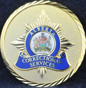 Alberta Correctional Services Calgary Young Offender Centre 25th Anniversary 2