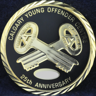 Alberta Correctional Services Calgary Young Offender Centre 25th Anniversary