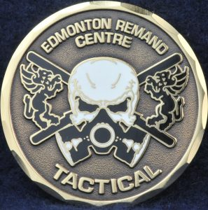 Alberta Correctional Services Edmonton Remand Centre Tactical 2