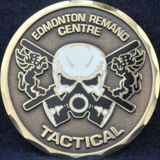 Alberta Correctional Services Edmonton Remand Centre Tactical