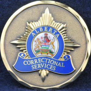 Alberta Correctional Services Edmonton Remand Centre Tactical