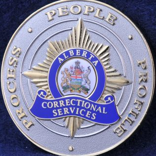 Alberta Correctional Services Safe Secure Alberta