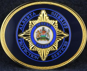 Alberta Sheriff Executive Protection Unit