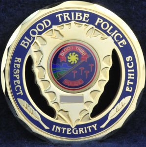 Blood Tribe Police