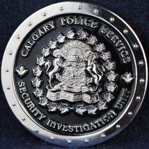 Calgary Police Service Security Investigation Unit