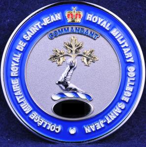 Collège Militaire Royal Saint-Jean Commandant 2