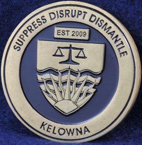 Combined Forces Special Enforcement Unit Kelowna 2