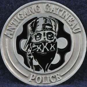 Gatineau Police Service Antigang Unit