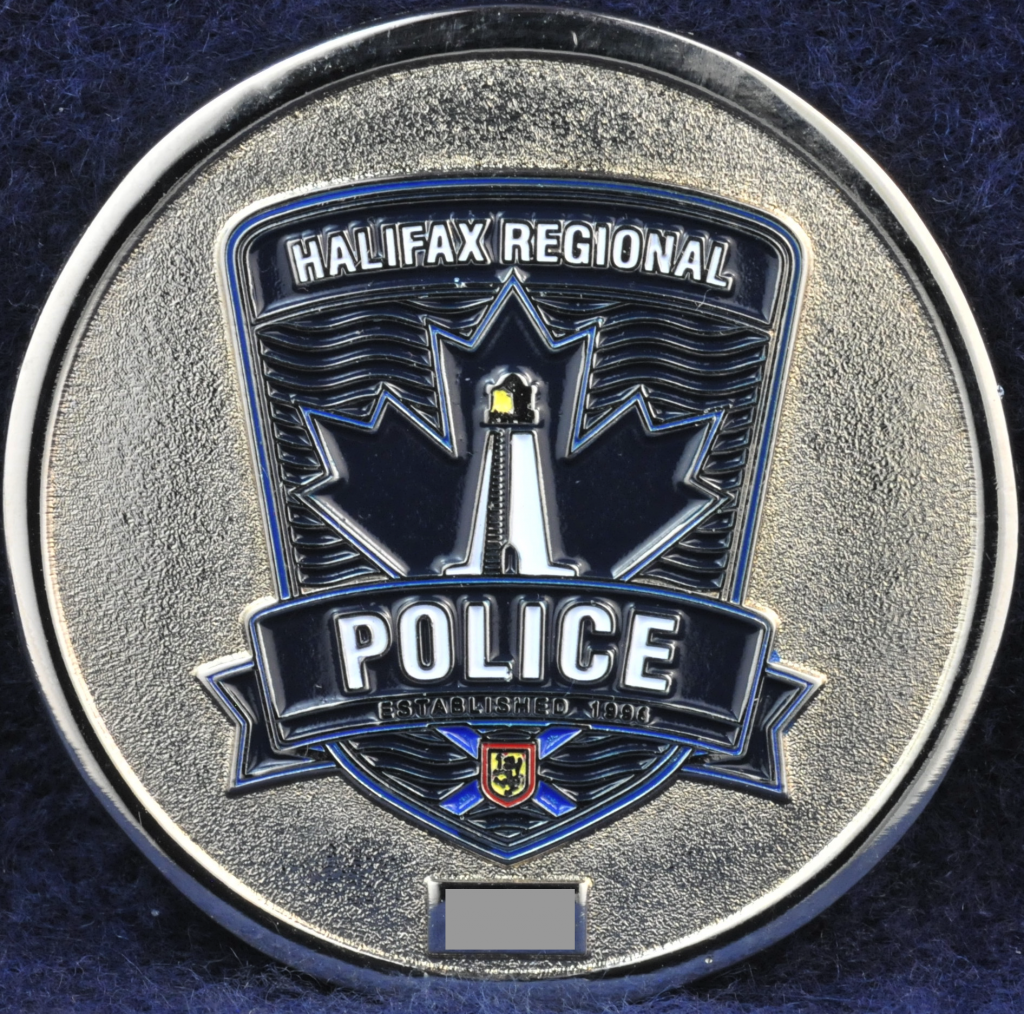 Halifax Regional Police Office of the Chief | Challengecoins ca