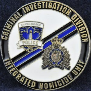 Halifax Regional and RCMP Integrated Homicide Unit 2