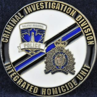 Halifax Regional and RCMP Integrated Homicide Unit