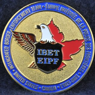 Integrated Border Enforcement Team US-Canada