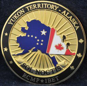 Integrated Border Enforcement Team Yukon - Alaska 2