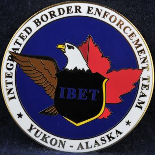 Integrated Border Enforcement Team Yukon - Alaska