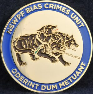 New South Wales Police Force BIAS Crimes Unit OHG National Forum 2016 2