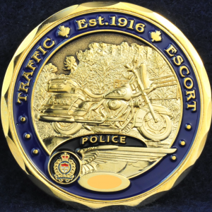 Ottawa Police Service Traffic Escort 2