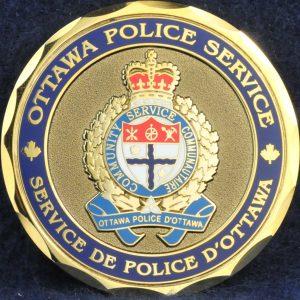 Ottawa Police Service Traffic Escort
