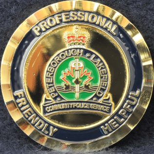 Peterborough Lakefield Ontario Association of Chiefs of Police 2013