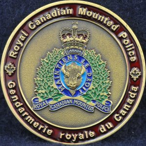 RCMP Forensic Identification Services Gold 2