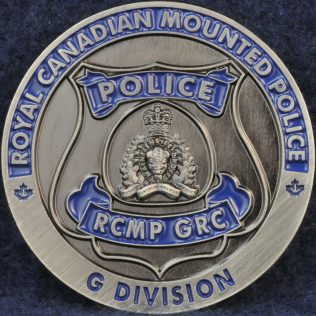 RCMP G Division Hay River Mess