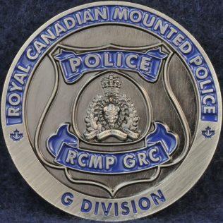 RCMP G Division Hay River Mess