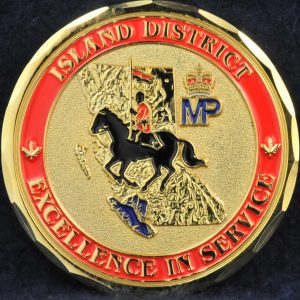 RCMP Island District 2
