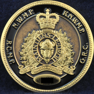 RCMP M Division Commanding Officer