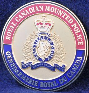 RCMP Major Case Management Operational Service Center