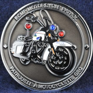 RCMP Motorcycle Patrol