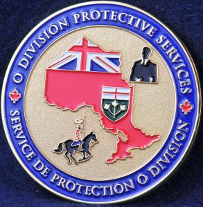RCMP O Division Protective Services