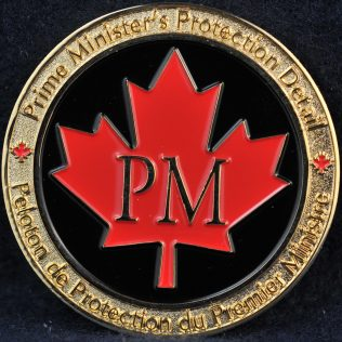 RCMP Prime Minister's Protection Detail - new