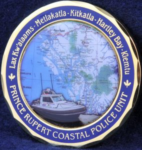 RCMP Prince Rupert Coastal Police Unit