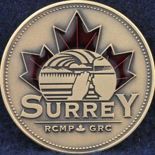 RCMP E Division Surrey Detachment