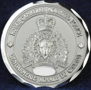 RCMP Tactical Troop Silver 2