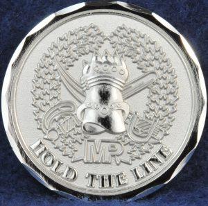 RCMP Tactical Troop Silver
