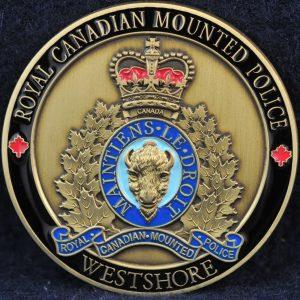 RCMP Westshore Detachment