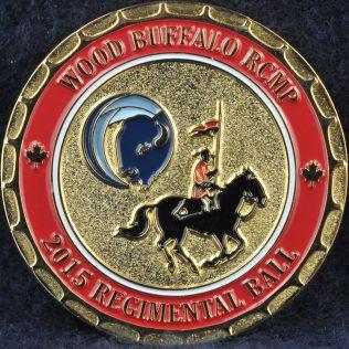 RCMP K Division Wood Buffalo 2015 Regimental Ball