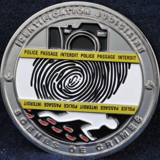SPVM Identification Judiciaire