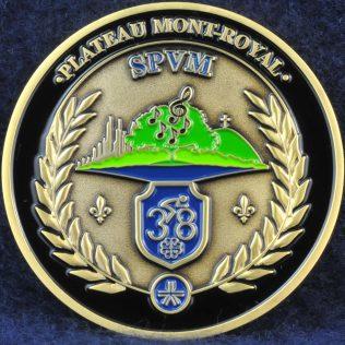 SPVM Poste de Quartier 38