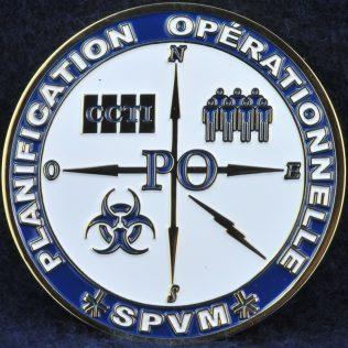 SPVM Planification Opérationnelle