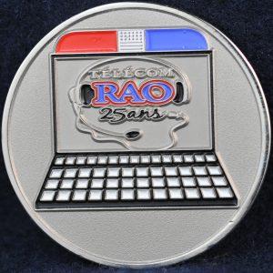 SPVM Telecom RAO 25 years 2