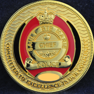 Sault Ste Marie Police Services Chief