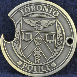 Toronto Police Service and United States Marshall