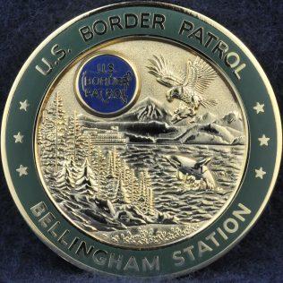 US Border Patrol Bellingham Station