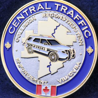 Winnipeg Police Service Central Traffic