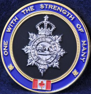 Winnipeg Police Service One with the Strength of Many 2