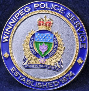 Winnipeg Police Service One with the Strength of Many